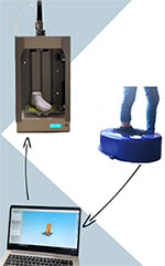 <div>Our company is already providing top-end technology for orthopaedic shoes production: the portable scanner and 3D printer turn the manufacturing process into a much swifter, effective process: no feet are challenging to us.</div> <div>We are always trying to get the best solutions for our customers.</div>