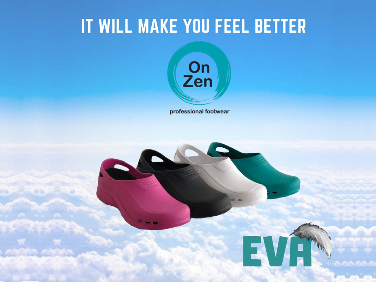 On Zen Shoes - Professional and Orthopedic Footwear