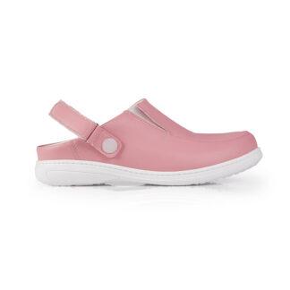 Calçado Profissional Socas em pele soft Candy 05 rosa
